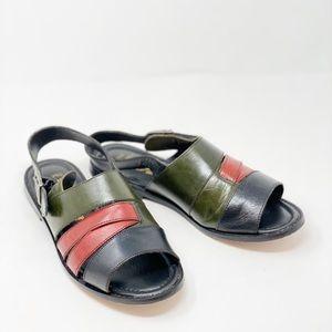 Giorgio Bruntini   Women's Leather Sandals